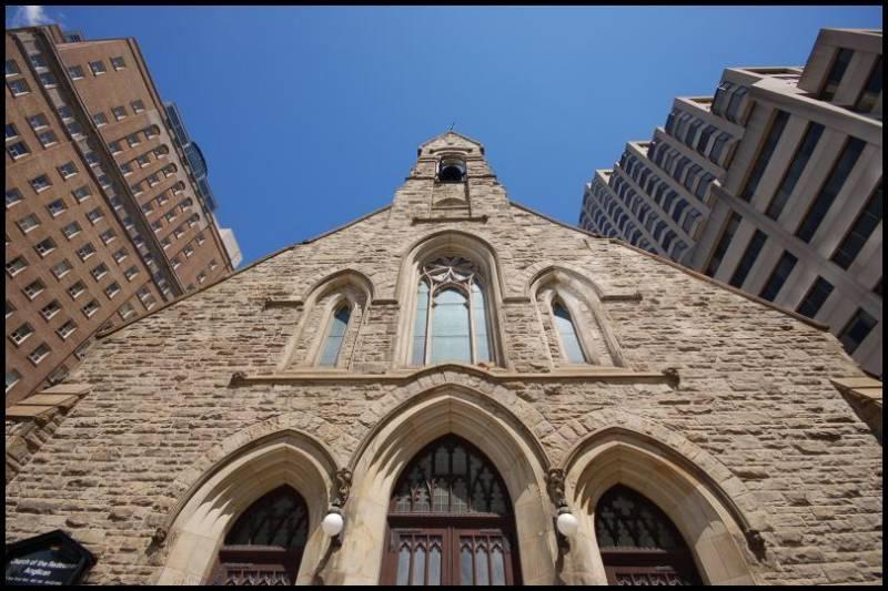 церковь Святого  Андрея (Торонто) by Magon