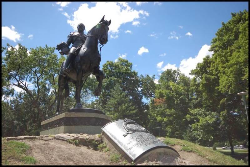 Памятник королю Эдварду VII (Торонто) by Magon