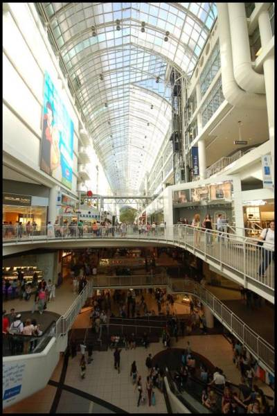 Toronto Eaton Centre by Magon
