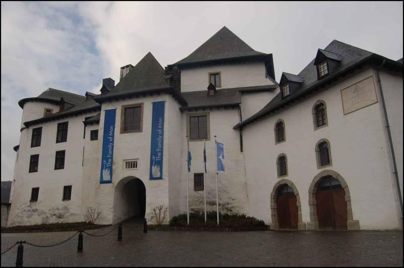 Chateau de Clervaux/Замок Клерво