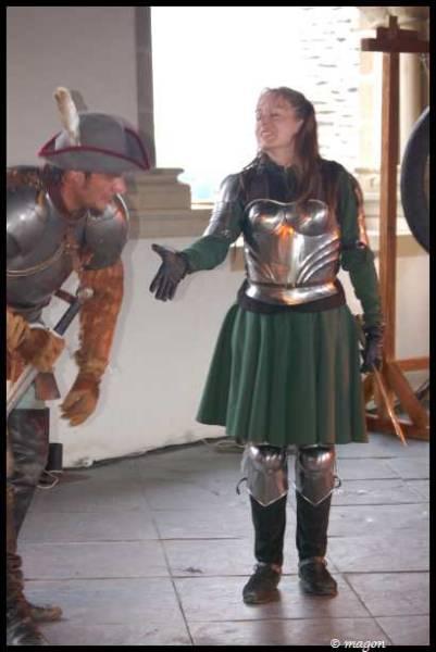 Средневековый праздник во Вьяндане, Люксембург