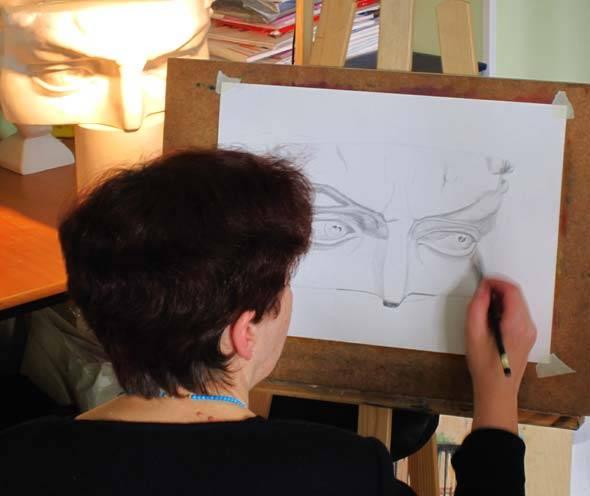 Школастудия рисования Кравцов Арт для взрослых и детей